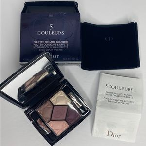 NEW DIOR 5 COULEURS 166 VICTORIE EYESHADOW PALETTE